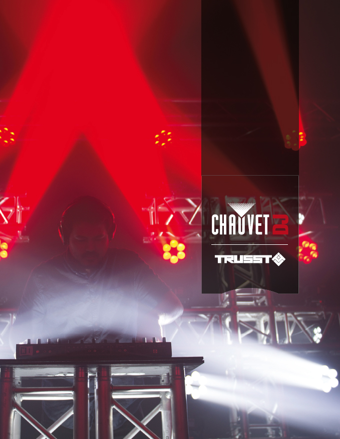 CHAUVET Club DJ Band PROFESSIONAL