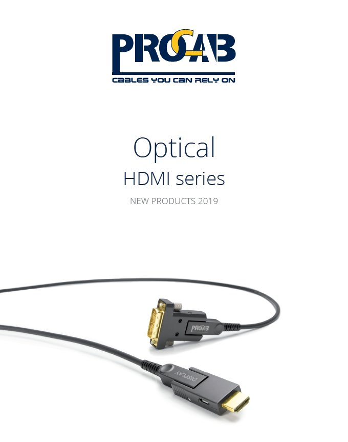 PROCAB_OPTICAL HDMI